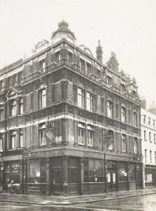 Fitzroy Tavern Charlotte St